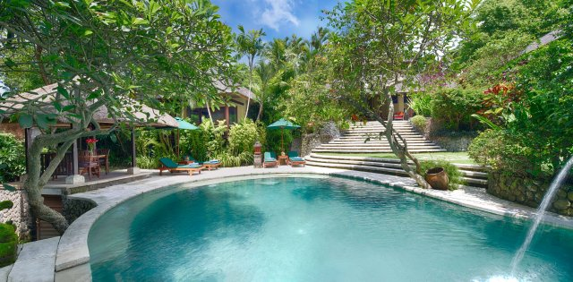 Villa Bougainvillea, Pool and Garden