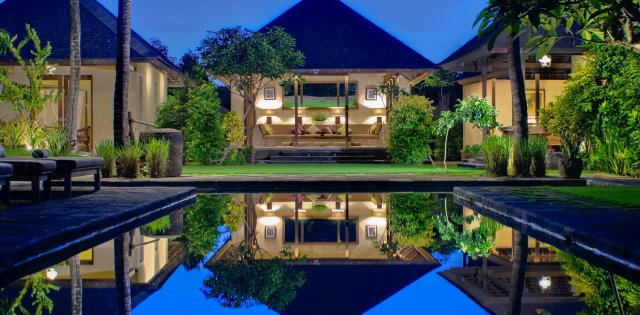 Villa Belong Dua, Pool